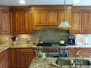 Newly remodeled kitchens in Clio, MI
