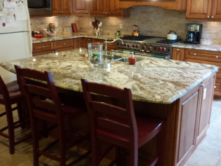 newley remodeled kitchens and granite counter tops in Clio, Mi