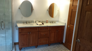 Custom Mirrors and bathrooms in Clio, MI