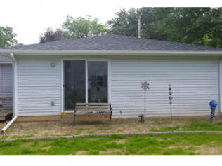 Siding Instillation and home addition on home in Clio, MI